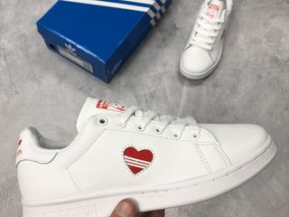 Adidas Stan Smith Heart Women's