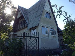 Возле вадул луй водэ котельцовый дачный дом 80м2 гараж обустроен для постоянного проживания 25500евр