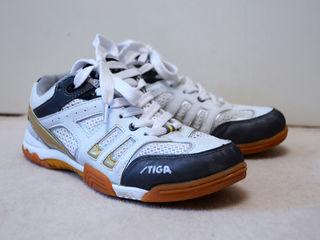 Stiga, Adidas