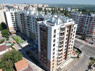 Astercon Grup - sect.Buiucani, apartament cu  2 odăi, 68.35 m2, prețul 760 €/m2