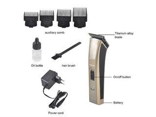 Электрическая машинка для стрижки волос Gemei (rowenta) Garantie 12 luni..Livrare