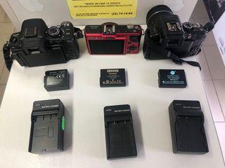 Panasonic DMC-G3 , DMC-G1 , DMC-GF2