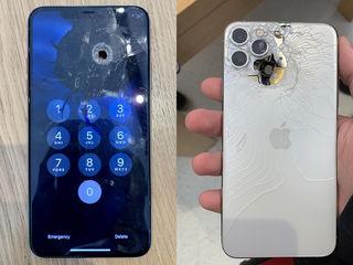 Iphone 11 Pro Треснул экран – на ремонт отдавай нам!