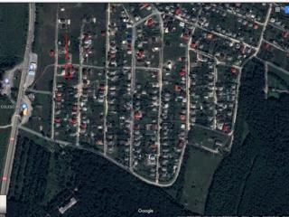 Se vinde teren pentru construcție în sectorul Nistreana (Str. Sfînta Ana)