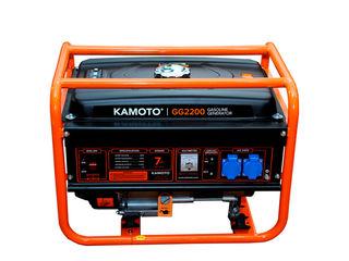 Бензиновый генератор Kamoto GG2200