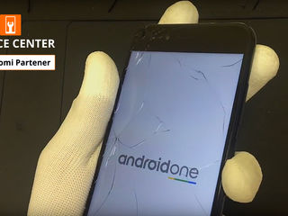 Xiaomi Mi A1 Ecranul sparta – vino la noi indata