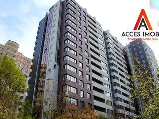 Sky house,750€/m2, bd. Ștefan cel Mare/Ismail, 3 odăi, 81 m2, varianta albă!