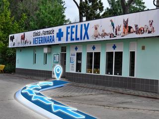 Ветеринарная клиника и аптека felix открыта в районе северного вокзала!