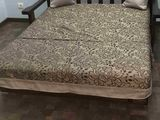диван-раскладушка почти новый