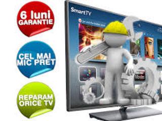 Ciocana - reparatii televizoare, monitoare, audio-video