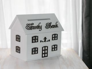 Семейный банк !  Для вашей свадьбы