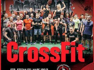 Годовой безлимитный абонемент на CrossFit. Abonament nelimitat la CrossFit