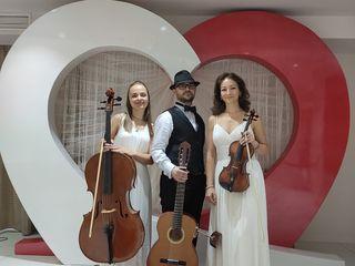 Trio original la evenimente private