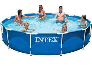 Каркасныe бассейны Intex   (Бесплатная доставка, гарантия, все в наличии)