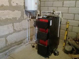 Автономные системы отопления под ключ! Качественно