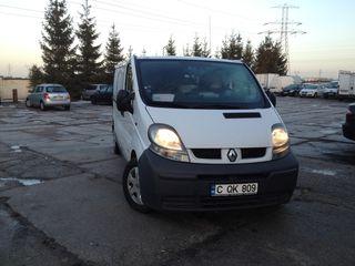 Renault trafic + piese b/u