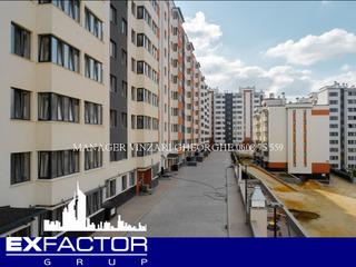 Exfactor Grup - Buiucani 3 camere 83 m2, et. 3 la cel mai bun preț, direct de la dezvoltator!