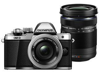 Olympus OM-D E-M10 Mark III 14-42mm+ M.Zuiko 40-150mm