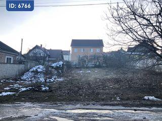 Teren pentru construcție poziționat în Dumbrava! 6 ari!