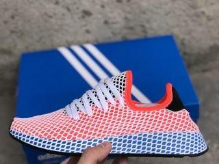 Adidas Deerupt Runner Solar Red Unisex
