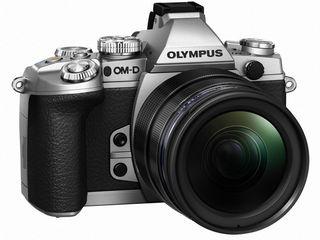 Olympus OM-D E-M1 (Silver) kit 12-40mm f2.8 PRO