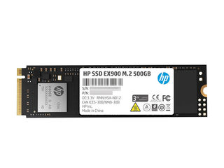 Hp SSD 500 Гб EX900 M.2 nvme m2 ssd 3D TLC NAND
