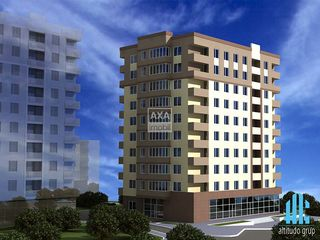 Vânzare - apartament cu 2 camere și living, com. Ghidighici