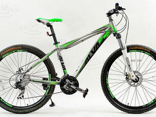Biciclete cu cadru din aluminiu.