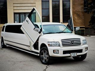 Аренда лимузинов от компании «PrestigeLimo» - роскошь, достойная вас!