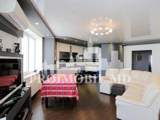 Se oferă în chirie apartament de lux, cu 4 camere, la Botanica