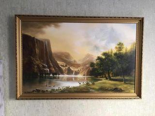 Картина 1,5 M на 1M  - 2500 lei