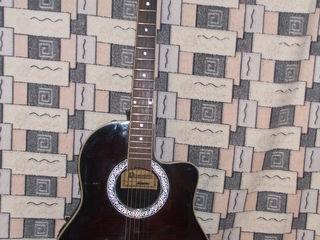 Обучаю игре на гитаре,бас гитаре..