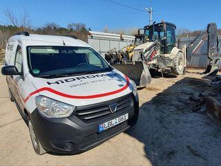 Hidromek distribuitor oficial in Moldova
