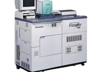 Печать цифровых фотографий на профессиональном минилабе Fuji Frontier 330!