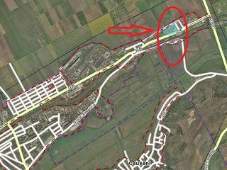 Vînzare teren, Căușeni, 423 ari.