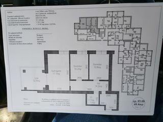 Apartamente 250€ m/p varianta albă