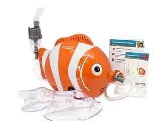 Gamma Nemo nebulizator cu compresor