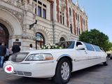 Лимузин на свадьбу – красивое начало семейной жизни!