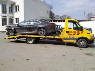 Transport Tehnica Agricola in orice directie!!! Evacuator