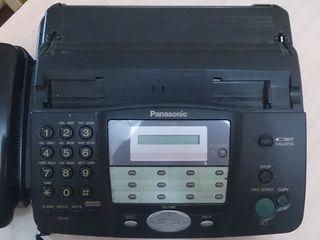 Два телефона -факса Panasonic (KX-FT932,KX-FT902)