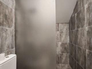Cabine de duș tip Walk-In, din sticlă călită 8mm