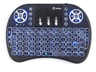 Беспроводная мини клавиатура с подсветкой! Доставка по Молдове.