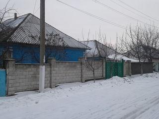 2 дома на 13,73 сотках земли в центре с. Хыртопул-маре, асфальтированная дорога!