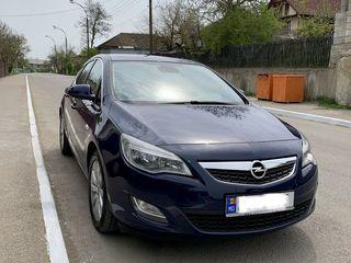 Opel Astra, chirie auto, Botanica