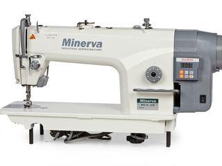 Промышленная швейная машина minerva m818 jde