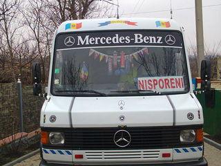 Mercedes Mercedes-Benz 609D