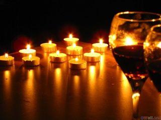 Luminari pastile pentru atmosfera relaxanta romantica