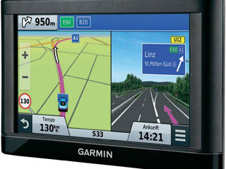 Garmin nuvi 66LMT,display 6.1, карты центральной европы,молдовы,россий .. новый 155euro