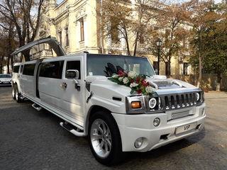 Cea mai mare limuzina din R.Moldova Hummer H2
