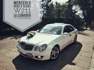 Mercedes Benz E CLASS W211 (elegant, confortabil si ieftin)